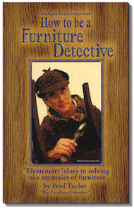 Fred Taylor's Book 'How to be a Furniture Detective'